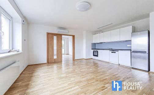 Pronájem bytu 2+kk, 66 m², Kytínská, Praha 15 - Hostivař