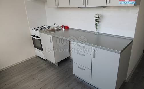 Pronájem bytu 2+1, 55 m², Františka Hajdy, Ostrava - Hrabůvka