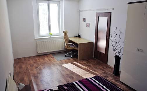 Pronájem bytu 2+kk, 50 m², Vrchlického, Plzeň - Jižní Předměstí