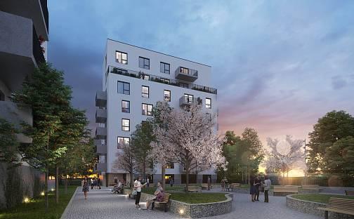 Prodej bytu 2+kk, 48 m², Za černým mostem, Praha 14 - Kyje