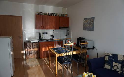 Pronájem bytu 2+kk 47m², Hrázka, Brno - Medlánky