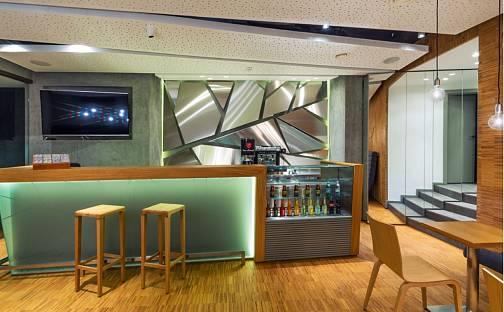 Pronájem obchodních prostor, 184 m², Spálená 108/51, Praha