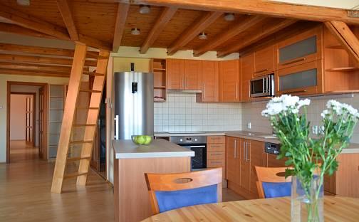 Pronájem bytu 3+kk, 107 m², Závěrka, Praha 6 - Břevnov