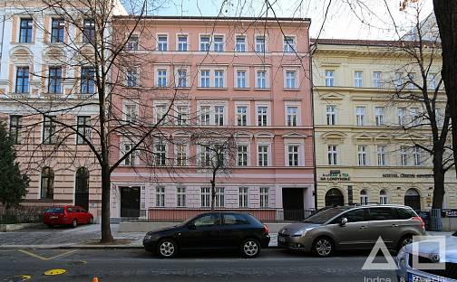 Pronájem kanceláře, 126 m², Londýnská, Praha 2 - Vinohrady