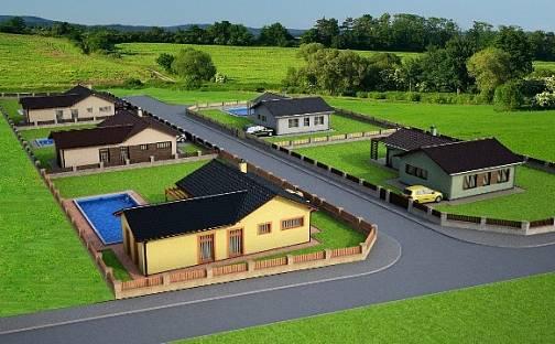 Nízkoenergetické rodinné domky v Poběžovicích u Holic, Poběžovice u Holic, okres Pardubice