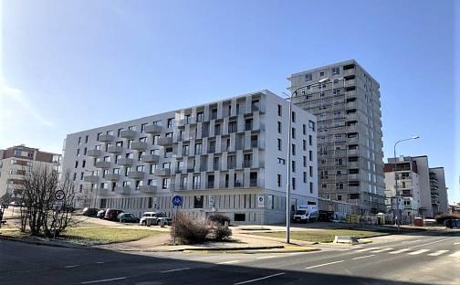 Pronájem bytu 2+kk, 40 m², Na Chmelnicích, Plzeň - Severní Předměstí