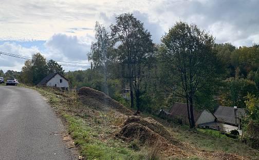 Prodej stavebního pozemku, 1198 m², Horní, Jablonec nad Nisou