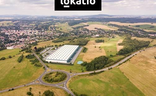 Pronájem skladovacích prostor 40900m², Rumburk, okres Děčín