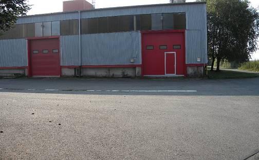 Prodej výrobních prostor, Větrná 27a, Svitavy