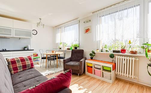 Prodej bytu 3+kk, 62 m², Švédská, Kladno - Kročehlavy