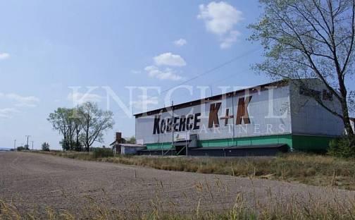 Prodej skladovacích prostor 1126m², Údolní, Cheb