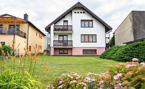 Prodej domu 346m² s pozemkem 807m², Pohraniční stráže, Velká Hleďsebe, okres Cheb