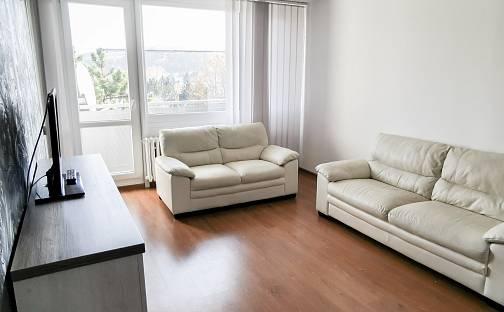 Prodej bytu 3+1, 63 m², Školní náměstí, Hostomice, okres Teplice