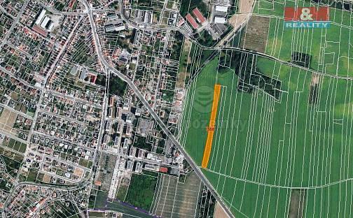 Prodej stavebního pozemku, 4982 m², Nové Strašecí, okres Rakovník