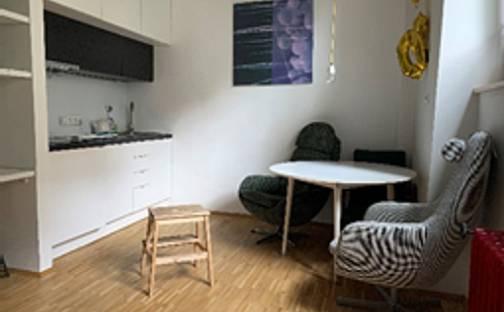 Pronájem bytu 1+kk, 22 m², Vilímovská, Praha 6 - Dejvice