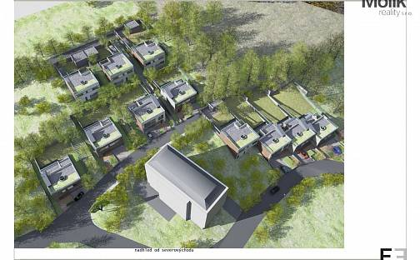 Prodej stavební parcely, 11338 m², Březová, Teplice - Nová Ves
