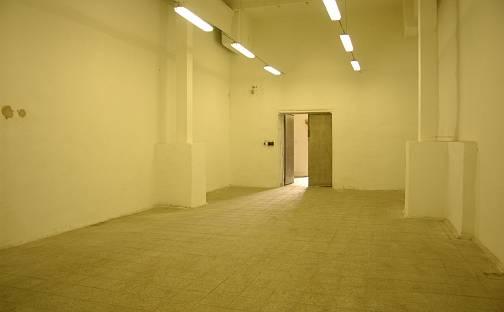 Pronájem skladovacích prostor, 90 m², Luštěnice - Zelená