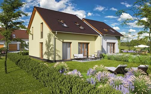 Prodej domu 97 m² s pozemkem 362 m², Na Nivách, Cheb