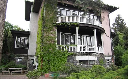 Pronájem domu s pozemkem 1500 m², U Plátenice, Praha 5 - Smíchov
