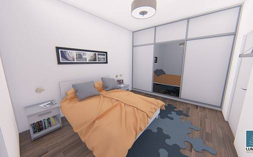 Prodej bytu 3+kk, 77 m², Zátopkova, Milovice - Mladá, okres Nymburk