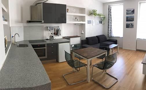 Pronájem bytu 2+kk 42m², Pod Kotlaskou, Praha 8 - Libeň