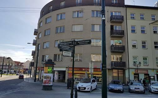 Pronájem bytu 3+1, 105 m², Šafaříkovy sady, Plzeň - Východní Předměstí