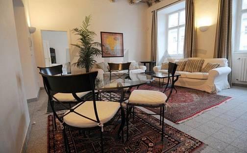 Pronájem bytu 3+1, 104 m², Hroznová, Praha 1 - Malá Strana, okres Praha