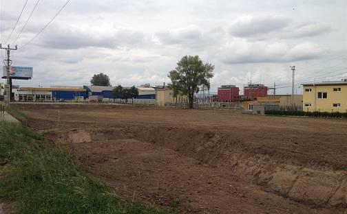Pronájem komerčního pozemku 8500m², Vídeňská, Brno - Přízřenice