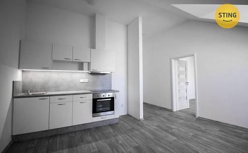 Pronájem bytu 2+kk, 46 m², Palackého, Jihlava