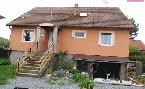 Prodej domu 260m² s pozemkem 839m², Na Vlasačce, Praha 10 - Křeslice