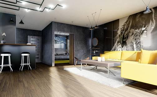 Prodej bytu 2+kk 71m², Jinonická, Praha 5 - Košíře