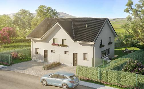 Prodej domu 115 m² s pozemkem 452 m², Řevnice, okres Praha-západ