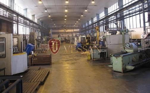 Pronájem výrobních prostor, 4680 m², Lubenec, okres Louny