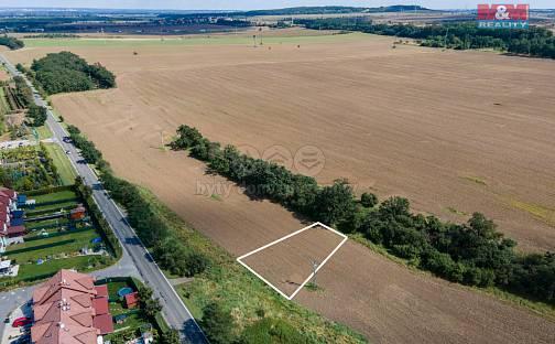 Prodej stavebního pozemku 850m², Veltrusy, okres Mělník