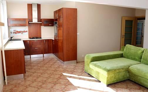 Pronájem bytu 2+kk, 60 m², Vrchlického, Kladno - Kročehlavy