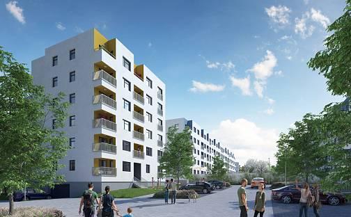 Prodej bytu 2+kk 50m², Jindřicha Bubeníčka, Praha 10 - Uhříněves