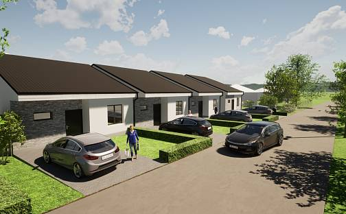 Prodej domu 77m² s pozemkem 363m², Záhumení, Suchdol nad Odrou, okres Nový Jičín
