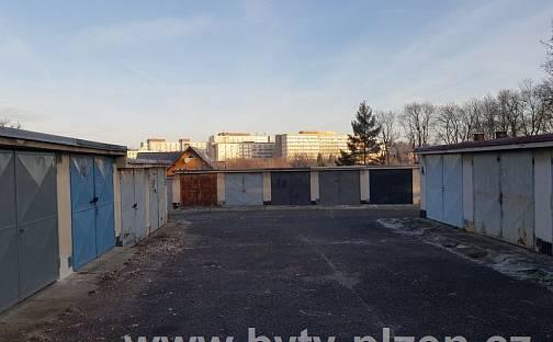 Prodej garáže, Plzeň - Roudná, ul. Pod Všemi svatými, Pod Všemi svatými, Plzeň - Severní Předměstí