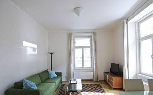 Pronájem bytu 2+1, 57 m², Vratislavova, Praha 2 - Vyšehrad