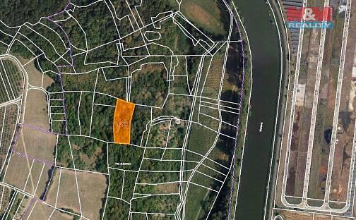 Prodej louky, 3381 m², Napajedla, okres Zlín