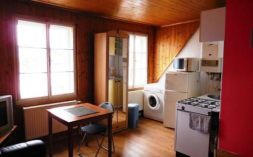 Pronájem bytu 2+kk, 26 m², Kollárova, Teplice