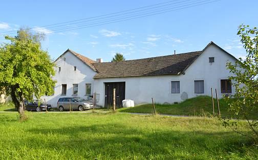 Prodej domu 129 m² s pozemkem 2489 m², Nová Ves nad Lužnicí, okres Jindřichův Hradec