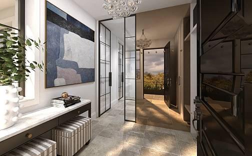 Prodej vily 278m² s pozemkem 392m², Praha 10 - Strašnice