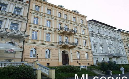 Prodej bytu 1+1 71m², Zahradní, Karlovy Vary