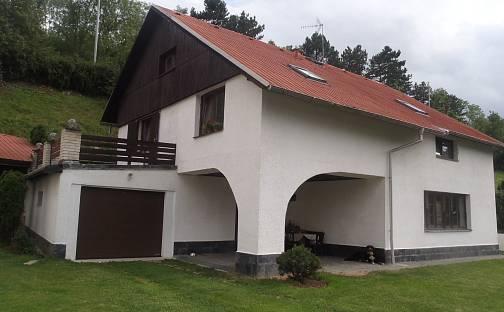 Pronájem domu 300m² s pozemkem 500m², Do roklí, Praha 6 - Přední Kopanina