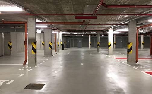 Pronájem garážového stání 12m2, Na zátorách, Praha 7 - Holešovice