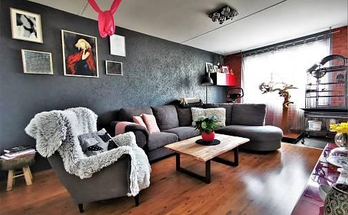 Prodej bytu 3+1 72m², Macháčkova, Plzeň