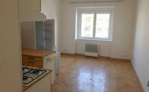 Pronájem bytu 1+1 43m², 5. května, Praha 4 - Nusle