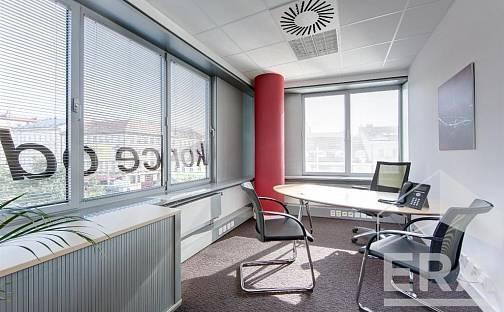 Pronájem kanceláře, 70 m², Nádražní, Praha 5 - Smíchov, okres Praha