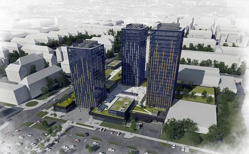 Pronájem kanceláře, 500 m², Šumavská 524/31, Brno